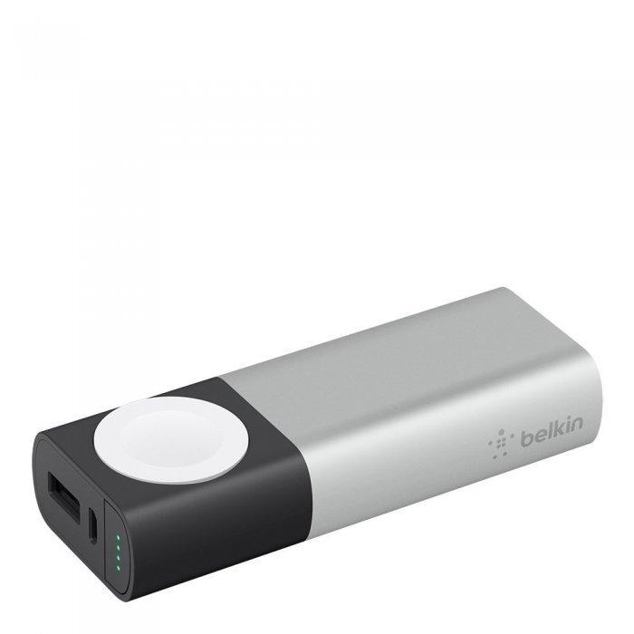 Зарядное устройство Belkin для Apple Watch и iPhone 6700 мАч BL/Sl