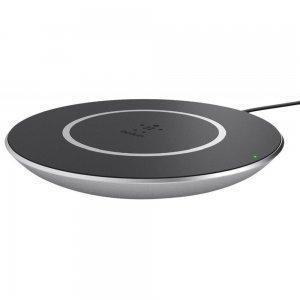 Беспроводное зарядное устройство Belkin QI Fast Wireless Charging Pad,15W,SLV