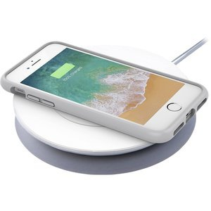 Зарядное устройство Belkin QI Fast Wireless Charging Pad, for iPhone X, iPhone 8 Plus, ,7.5W,Wht