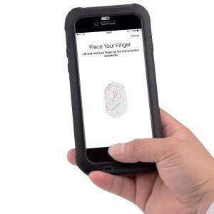 Водонепроницаемый чехол Bolish G747 чёрный для iPhone 8/7/SE 2020