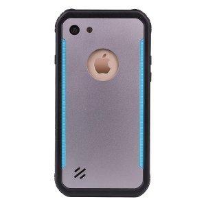 Водонепроницаемый чехол Bolish G747 синий для iPhone 8/7/SE 2020