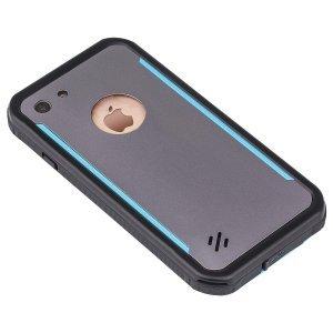 Водонепроницаемый чехол Bolish G747 синий для iPhone 8/7