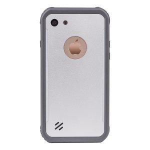 Водонепроницаемый чехол Bolish G747 серый для iPhone 8/7/SE 2020