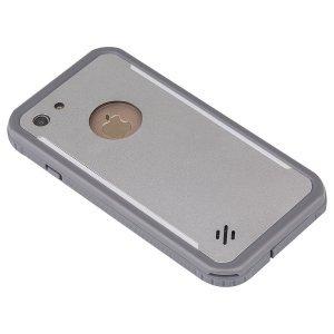 Водонепроницаемый чехол Bolish G747 серый для iPhone 8/7