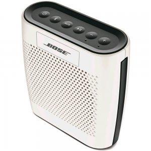 Портативная колонка Bose Soundlink Colour Bluetooth Speaker белая