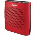 Портативная колонка Bose Soundlink Colour Bluetooth Speaker красная