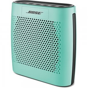 Портативная колонка Bose Soundlink Colour Bluetooth Speaker голубая