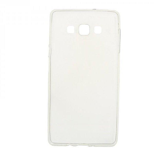 Чехол-накладка для Samsung Galaxy A7 - 0.3мм, прозрачный