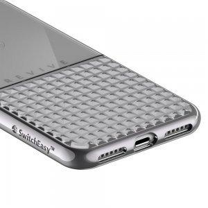 3D чехол SwitchEasy Revive серый для iPhone 8/7