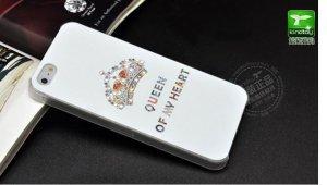 Чехол со стразами Kindtoy корона для iPhone 5/5S/SE