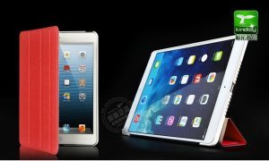 Чехол Kindtoy Smart Case красный для iPad Air/iPad (2017/2018)