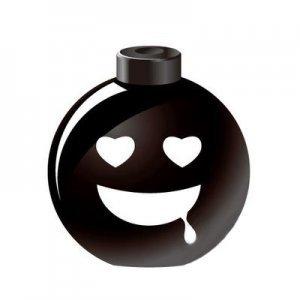 Портативная колонка Kindtoy Bomb Loving черная