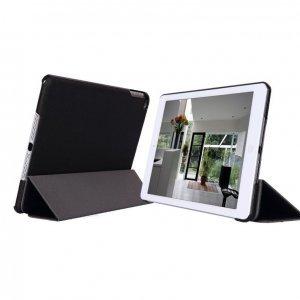 Кожаный чехол (книжка) Belk Smart Case черный для iPad Air/iPad (2017/2018)