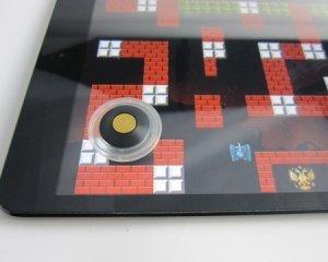 Игровой джойстик для смартфонов/планшетов - I-Joystick (TS002) черный