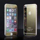 Защитное стекло для Apple iPhone 6 - зеркальное, золотистое