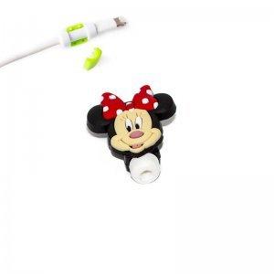 Защитная клипса для кабелей Mini Mouse