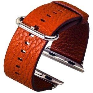Ремешок для Apple Watch 42мм - Coteetci W1 коричневый