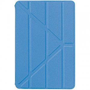 Чехол-книжка для Apple iPad mini 1/2/3 - Ozaki O!coat Slim-Y голубой