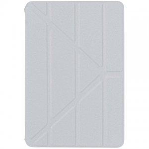 Чехол-книжка для Apple iPad mini 1/2/3 - Ozaki O!coat Slim-Y светло-серый