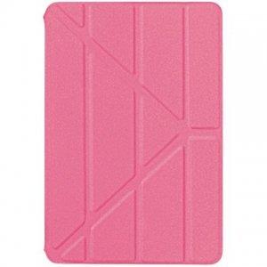 Чехол-книжка для Apple iPad mini 1/2/3- Ozaki O!coat Slim-Y розовый