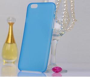 Чехол-накладка для Apple iPhone 6 Plus - Ultrathin Frosted синий