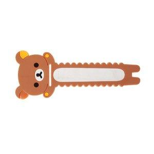 Органайзер для кабеля коричневый мишка