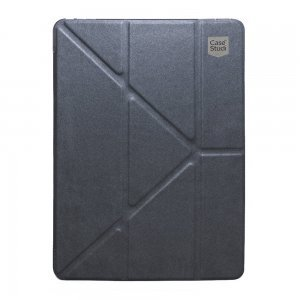 "Чехол-книжка для Apple iPad Pro 9.7"" - CaseStudi Folding Batoidea серый"