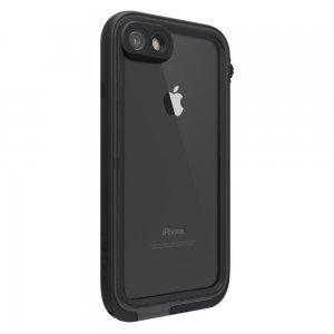 Водонепроницаемый чехол Catalyst Waterproof чёрный для iPhone 8/7