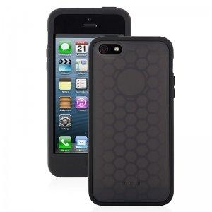 Чехол-накладка для Apple iPhone 5C - Moshi Origo чёрный