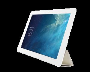 Чехол-книжка для Apple iPad Air/Air 2 - Ozaki O!coat Travel Rio de Janeiro зелёный