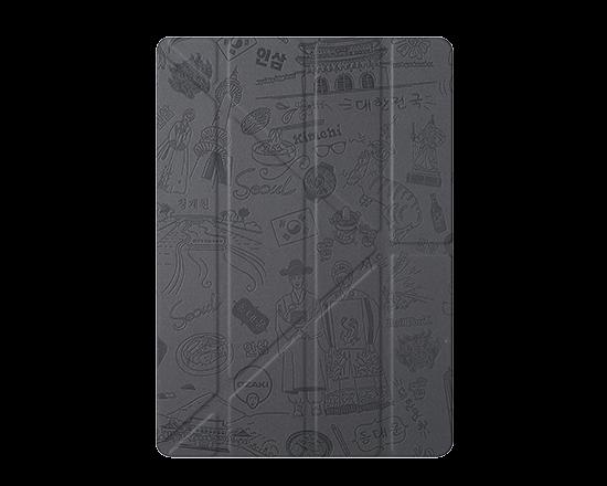 Чехол-книжка для Apple iPad Air/Air 2 - Ozaki O!coat Travel Seoul