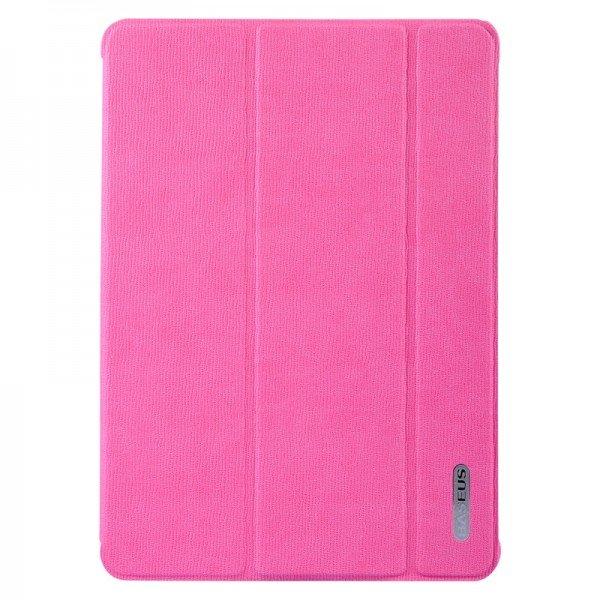 Чехол-книжка для Apple iPad mini 2/3 - BASEUS Folio розовый