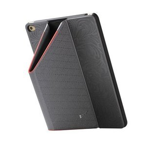 Чехол-книжка для Apple iPad mini 3 - iBacks Venezia черный