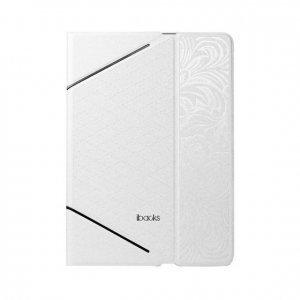 Чехол-книжка для Apple iPad mini 3 - iBacks Venezia белый