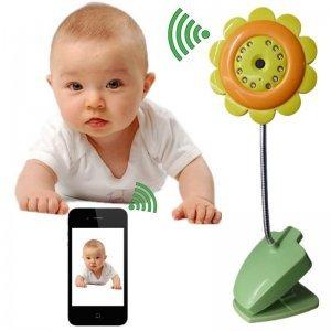 Видеоняня Wi-Fi камера MacroSee SunFlower