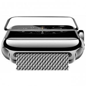 Защитное стекло COTEetCI 4D Black-Rim Full Viscosity для Apple Watch 3/2/1 42mm