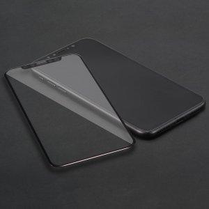 Защитное стекло COTEetCI 4D Full-Screen черное для iPhone X/XS