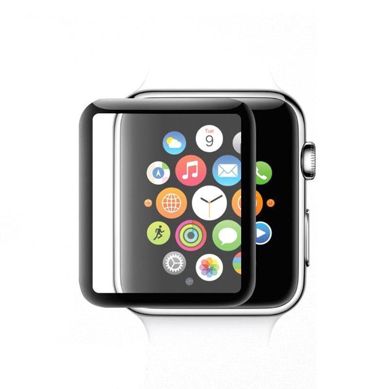 Защитное стекло COTEetCI 4D 0.1мм для Apple watch 42мм (серия 2, 3)