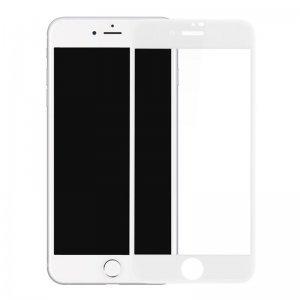 Защитное стекло COTEetCI 4D Full-Screen белое для iPhone 8/7