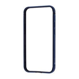 Бампер COTEetCI Aluminum синий iPhone 12 mini