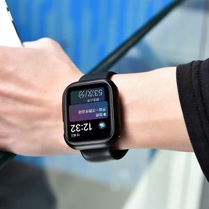 Магнитный чехол Coteetci черный для Apple Watch 4/5 40mm
