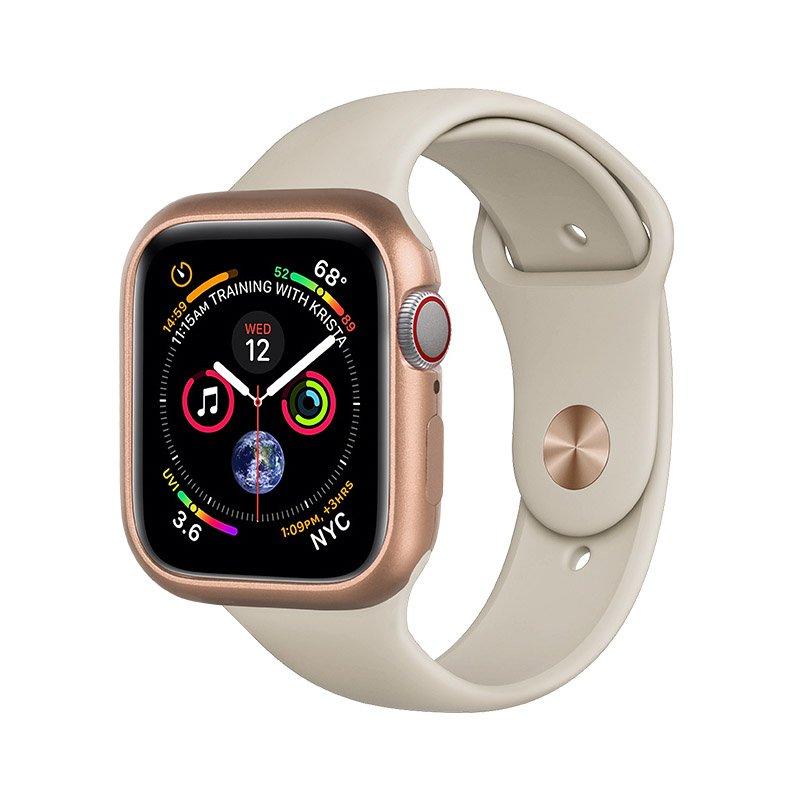 Магнитный чехол Coteetci золотой для Apple Watch 4 40mm