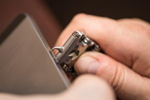Ремешок Coteetci Explorer серебристый для Apple Watch 42mm