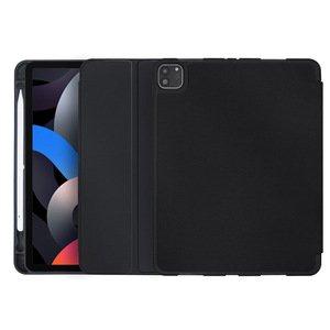 """Чехол-книжка COTEetCI Liquid Silicone Pen Slot черный для iPad Pro 12.9"""""""