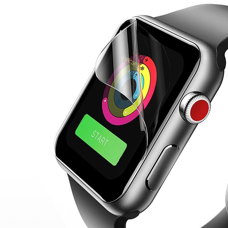 Защитная пленка Coteetci Lyogel для Apple Watch 4/5 44мм