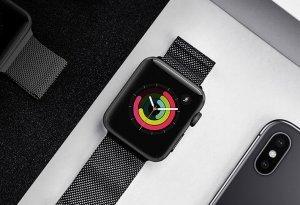 Защитная пленка Coteetci Lyogel для Apple Watch 4 40мм