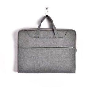 """Сумка Coteetci Shoulder Bag серая для ноутбуков диагональю 15/16"""""""