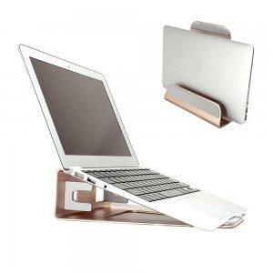 Подставка для ноутбука, планшета Coteetci розовое золото