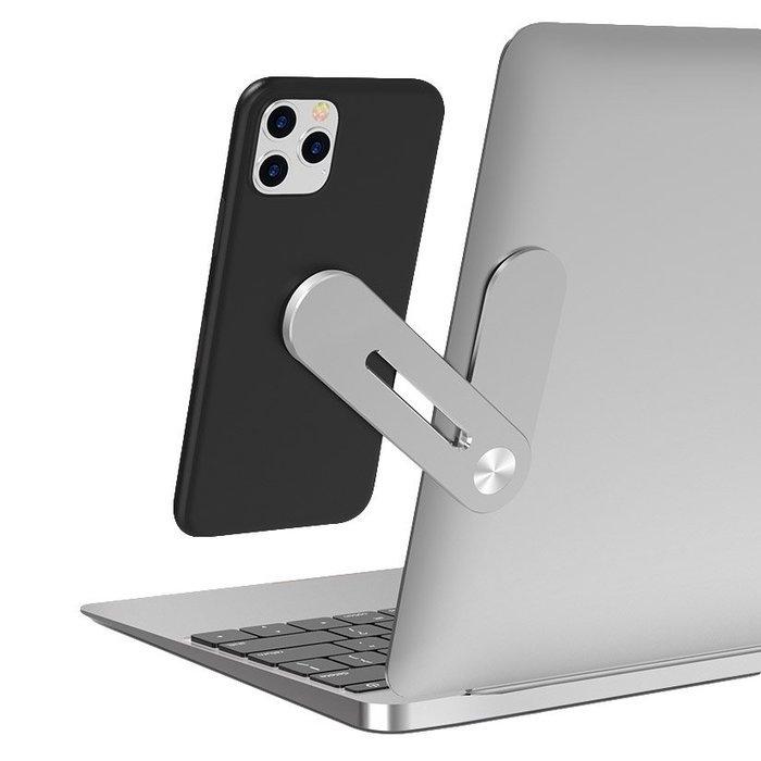Держатель COTEetCI SD-21 Notebook Expansion Stand серебристый