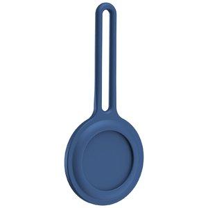 Силиконовый чехол COTEetCI Protective Sleeve синий для AirTag